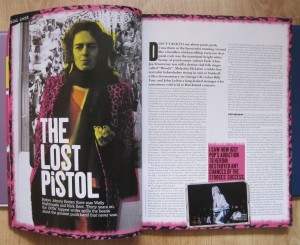 Looking at MOJO Magazine - Special Limited Edition